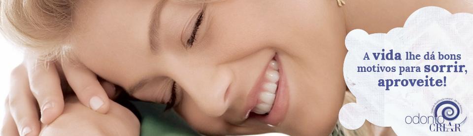 A vida lhe dá bons motivos para sorrir, aproveite